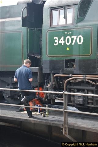 2017-07-13 Early Turn Steam and Wareham Train. (13)0561