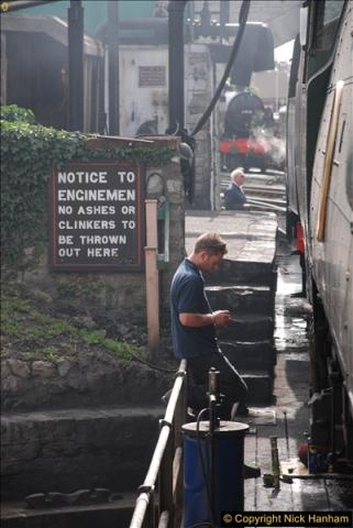 2017-07-13 Early Turn Steam and Wareham Train. (14)0562