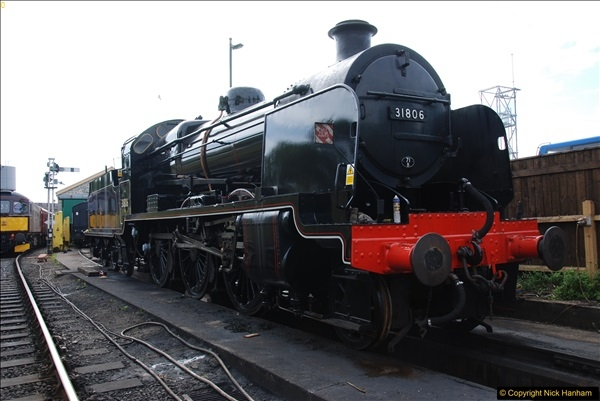 2017-07-13 Early Turn Steam and Wareham Train. (17)0565
