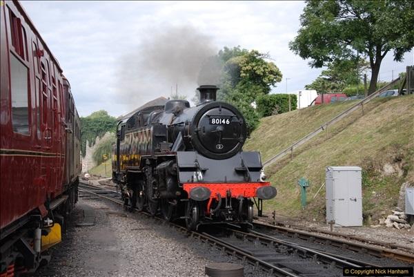 2017-07-13 Early Turn Steam and Wareham Train. (24)0572