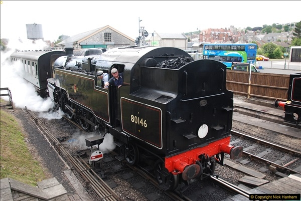 2017-07-13 Early Turn Steam and Wareham Train. (38)0586
