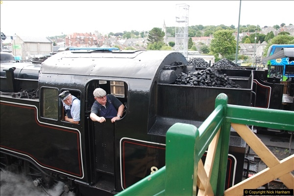 2017-07-13 Early Turn Steam and Wareham Train. (40)0588