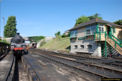 2017-06-01 A morning on the Swanage Railway.  (30)0263