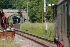 2017-06-01 A morning on the Swanage Railway.  (47)0280