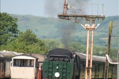 2017-06-01 A morning on the Swanage Railway.  (54)0287