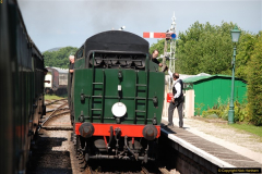 2017-06-01 A morning on the Swanage Railway.  (57)0290