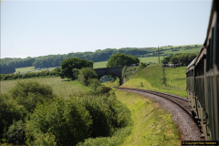 2017-06-01 A morning on the Swanage Railway.  (62)0295