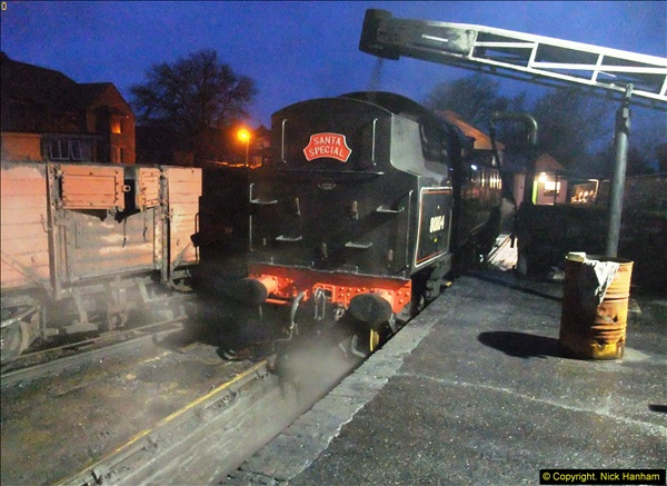2013-12-24 Driving Santa Specials on Christmas Eve.  (2)494