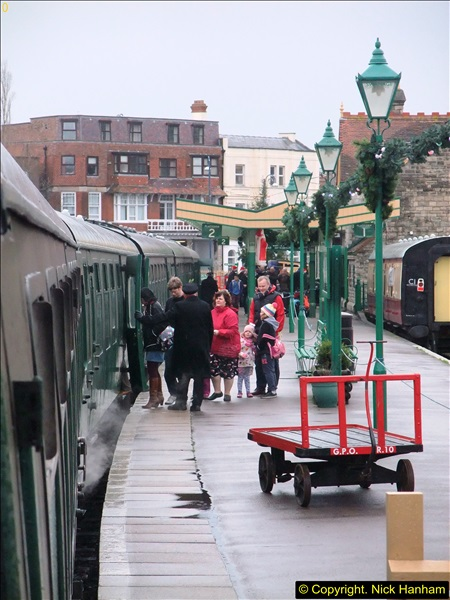 2013-12-24 Driving Santa Specials on Christmas Eve.  (63)555