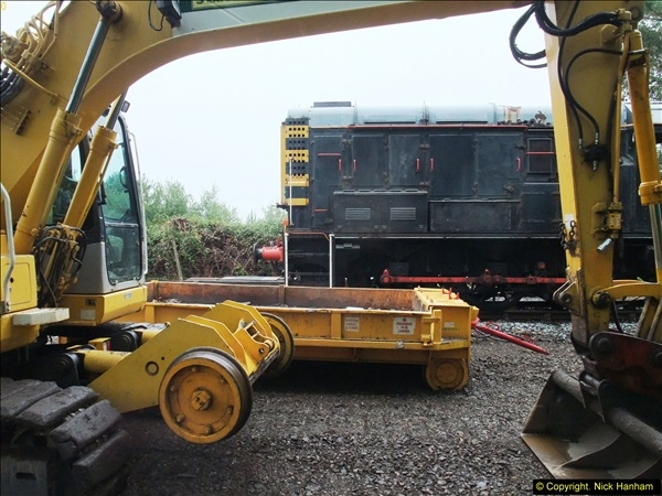 2015-08-10 SR New Section Work on the 08. (110)651