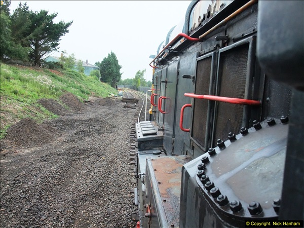 2015-08-10 SR New Section Work on the 08. (25)566