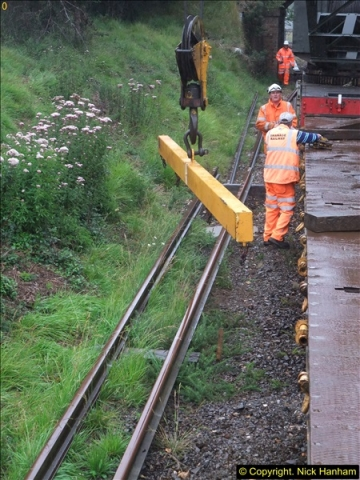 2015-08-10 SR New Section Work on the 08. (70)611