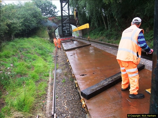 2015-08-10 SR New Section Work on the 08. (75)616