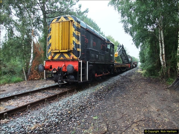 2015-08-10 SR New Section Work on the 08. (85)626