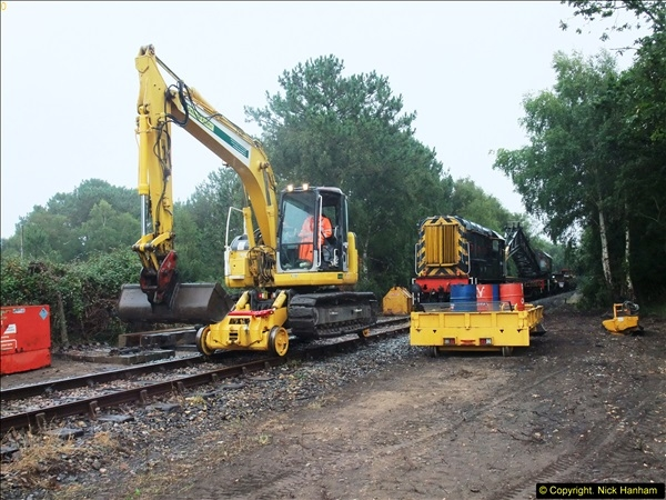 2015-08-10 SR New Section Work on the 08. (86)627