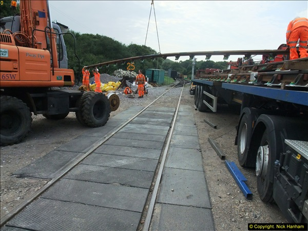 2015-08-17 SR New Section Work on the 08. (30)713