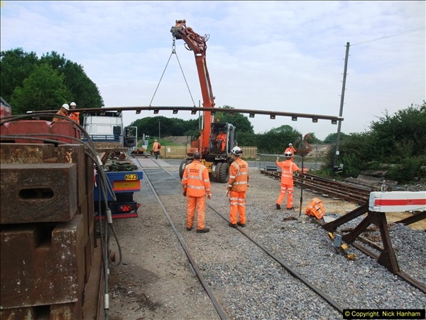 2015-08-17 SR New Section Work on the 08. (40)723