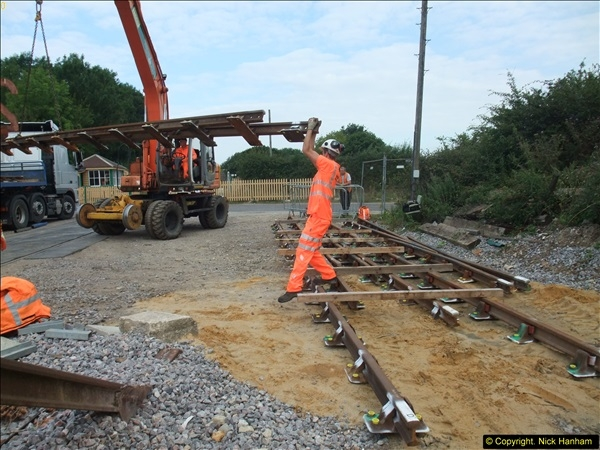 2015-08-17 SR New Section Work on the 08. (41)724