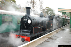 2015-11-04 SR Steam Photo. Charter with 30053 & Harmans Cross Station.  (8)276