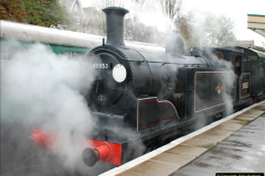 2015-11-04 SR Steam Photo. Charter with 30053 & Harmans Cross Station.  (9)277