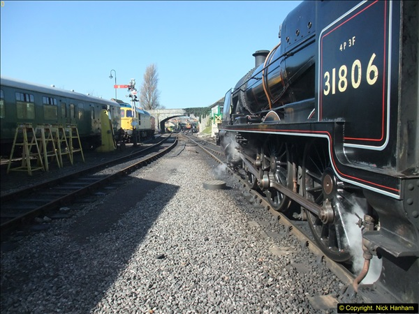 2016-03-29 Driving 31806 on Early turn. (22)243