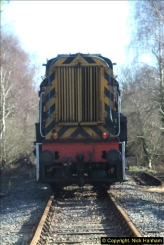 2016-02-15 SR Engineering work on the new section for the Wareham link.  (117)193