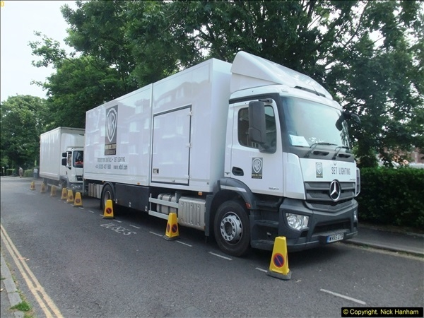 2016-07-21 DMU Turn and Warner Brothers film site set up at Swanage. (31)0312