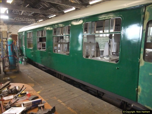 2016-07-21 DMU Turn and Warner Brothers film site set up at Swanage. (84)0365
