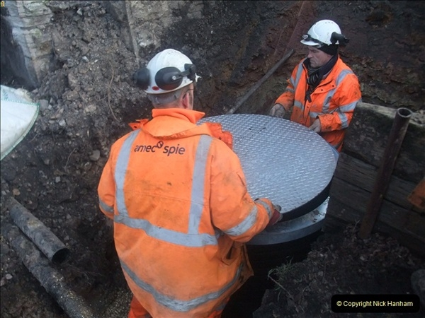 2012-01-05 SR Engineering work on the 08.  (113)113