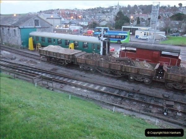 2012-01-05 SR Engineering work on the 08.  (115)115