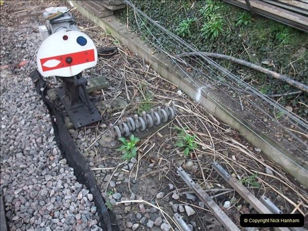 2012-01-05 SR Engineering work on the 08.  (15)015