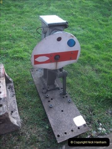 2012-01-05 SR Engineering work on the 08.  (87)087