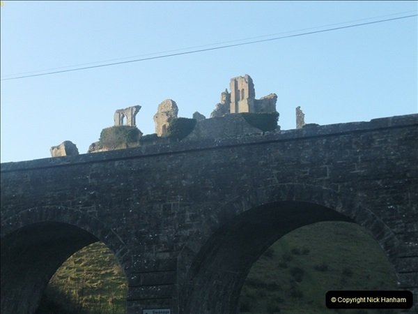 2012-01-07 Driving the DMU shuttle service Corfe Castle to Norden (2)117