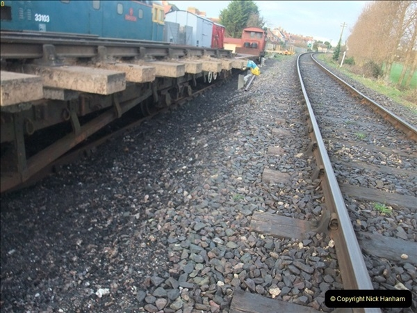 2012-01-10 SR Engineering work on the 08. (10)279