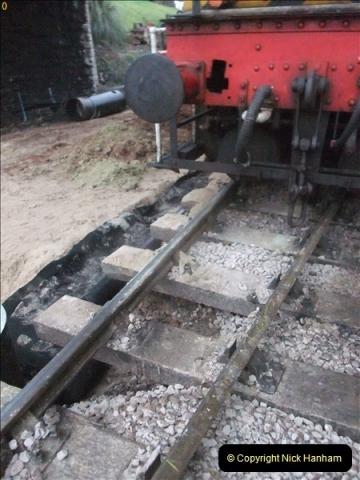 2012-01-10 SR Engineering work on the 08. (115)384