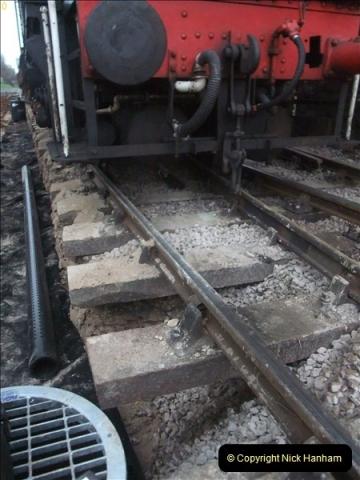 2012-01-10 SR Engineering work on the 08. (116)385
