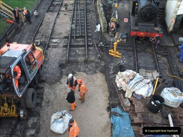 2012-01-10 SR Engineering work on the 08. (45)314