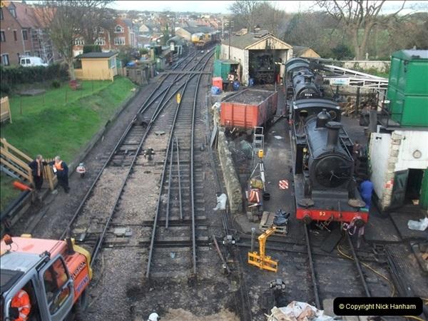 2012-01-10 SR Engineering work on the 08. (46)315