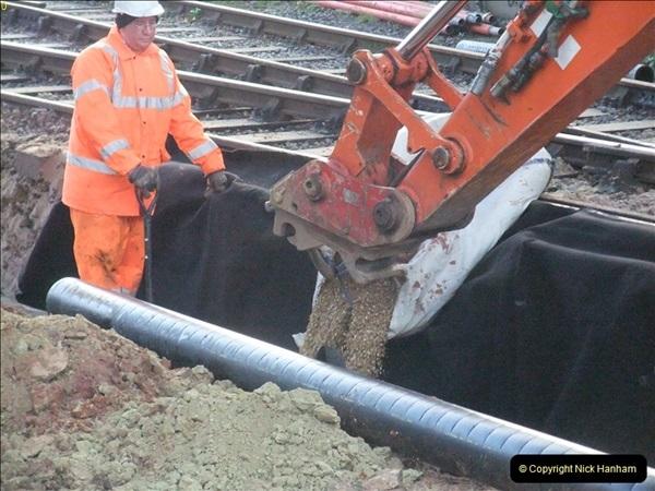 2012-01-10 SR Engineering work on the 08. (51)320