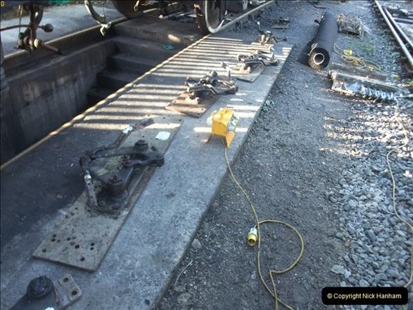 2012-01-10 SR Engineering work on the 08. (75)344