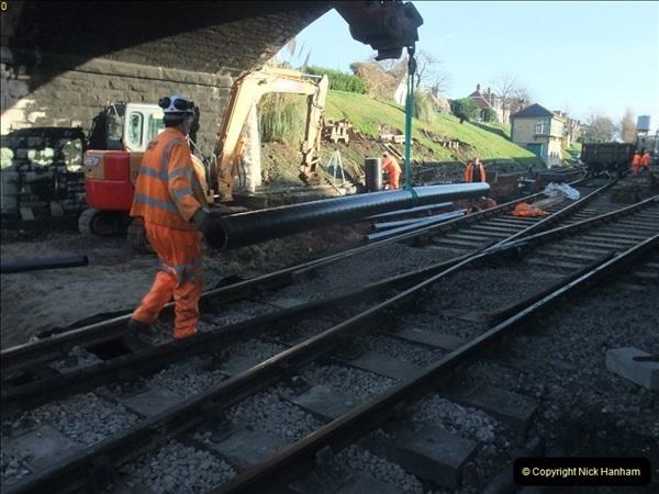 2012-01-10 SR Engineering work on the 08. (76)345