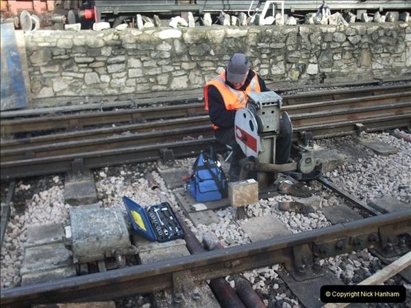 2012-01-10 SR Engineering work on the 08. (87)356