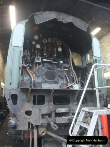 2012-01-10 SR Engineering work on the 08. (98)367