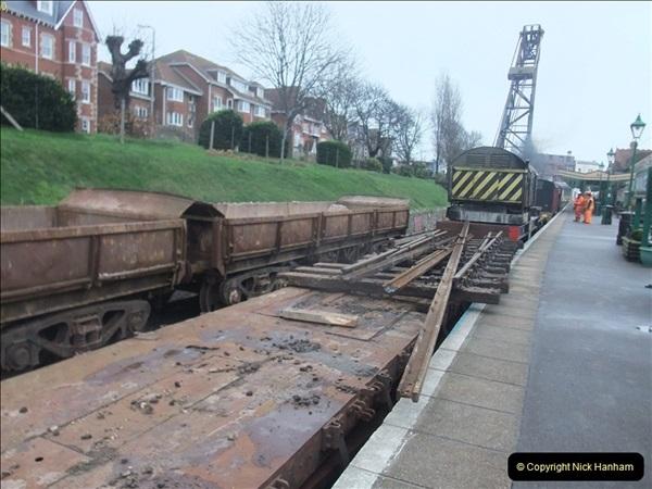 2012-01-18 SR Engineering Work on the 08.  (101)487