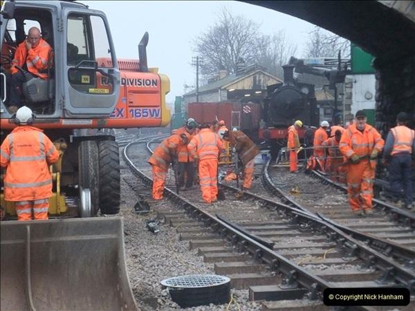 2012-01-18 SR Engineering Work on the 08.  (17)403