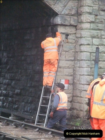 2012-01-18 SR Engineering Work on the 08.  (21)407