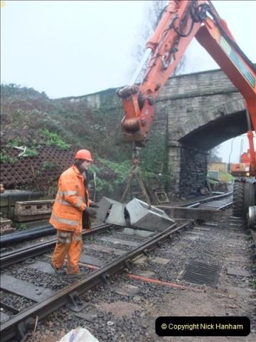 2012-01-18 SR Engineering Work on the 08.  (22)408