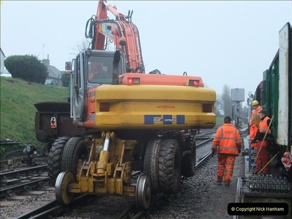 2012-01-18 SR Engineering Work on the 08.  (24)410