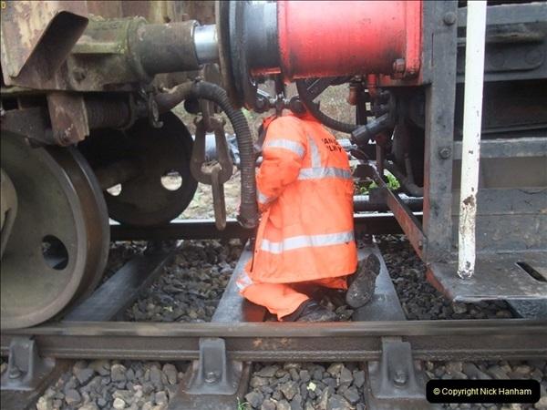 2012-01-18 SR Engineering Work on the 08.  (45)431