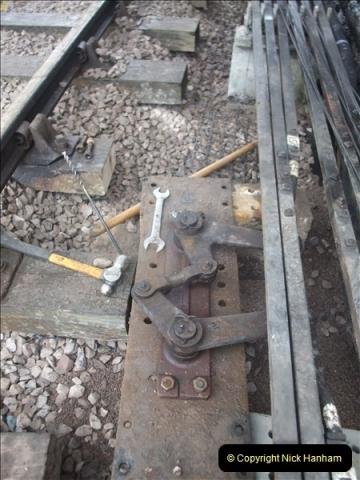 2012-01-18 SR Engineering Work on the 08.  (59)445